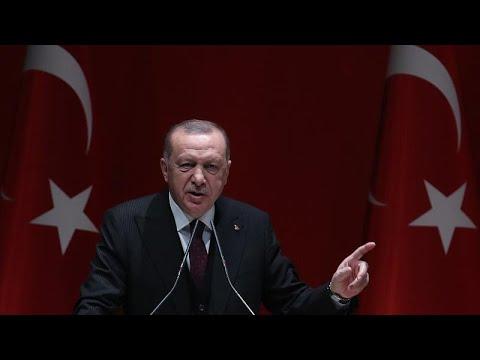 Erdoğan: Rejim şubat ayı içinde çekilmezse Türkiye gereğini bizzat yapacak
