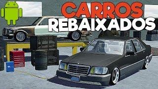 Carros na OFICINA e CORRIDA - Carros Rebaixados no DRIFT هجولة