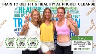 Fall 2016 Special Offers @ Phuket Cleanse #1 Fitness & Health Retreat in Thailand