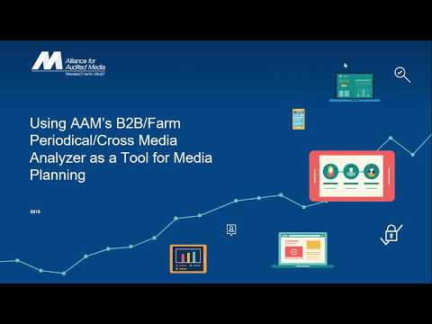 Media Planning with AAM B2B/Farm Data [webinar]