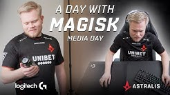 A Day In The Life of Magisk | Media Day