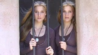 Ghost Riders In The Sky - Johnny Cash (Harp Twins) Camille and Kennerly, Harp Duet