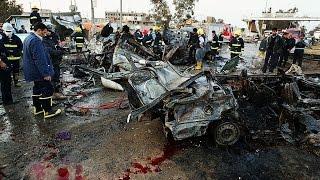 عشرات القتلى والجرحى في تفجيرين ببغداد وداعش يتبنى