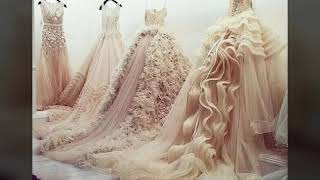 Fairytale stunning gowns.. amazing gowns 2018.. sarah's world