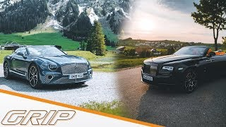 Bentley VS Rolls Royce I GRIP