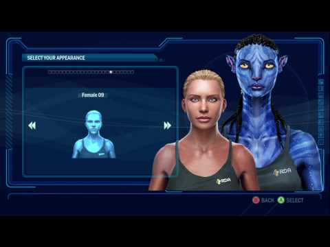 James Cameron's Avatar: The Game - Xbox 360