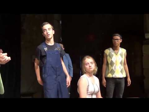 English Experience Theatre Show, Summer 2015