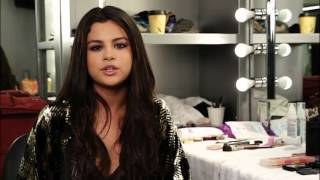 Selena Gomez - Good For You - Behind the scenes