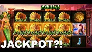 Casino Slot Bonus Compilation (Medusa's Golden Gaze, Reactoonz, Ninja Ways And More!) Big Wins!