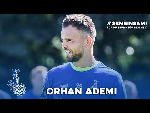 Neu-Zebra Orhan Ademi | Wie tickt...? | ZebraTV | 05.09.2020