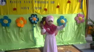 "TK Al Azhar Pontianak ""Syair Maulid Nabi Muhammad SAW 1433 H"""