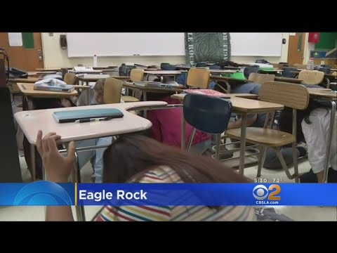 Eagle Rock High Shows Off Earthquake Early Warning System