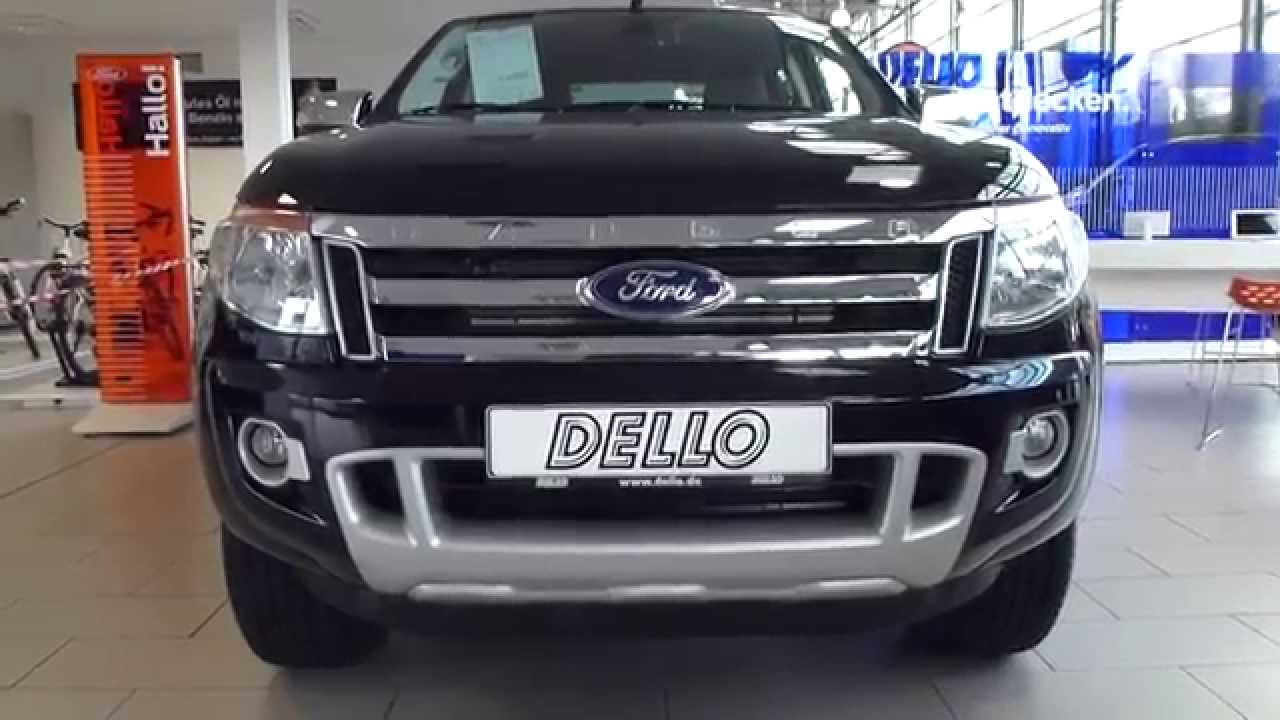 2014 ford ranger double cab 39 39 limited 39 39 exterior interior 2 2 tdci 150 hp see also playlist. Black Bedroom Furniture Sets. Home Design Ideas
