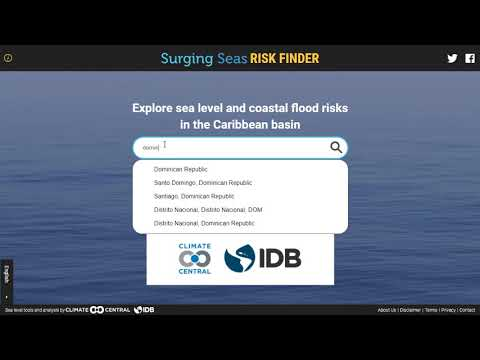 Caribbean Risk Finder Video Tutorial