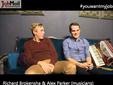 How to break into the music industry with ISO #YouWantMyJob