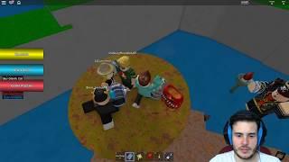 SIMULAÇÃO de inundação/ROBLOX Survival tsunami/ROBLOX inglês/linha de jogo