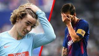 Así es como Griezmann le pedirá perdón a Messi y se ganará el vestidor