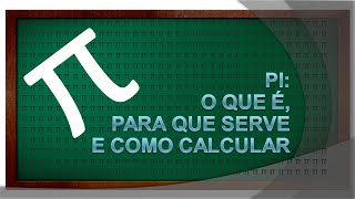 Pi - o que é, para que serve e como calcular