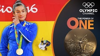 How Majlinda Kelmendi's historic Olympic medal put Kosovo on the map | The Power of One