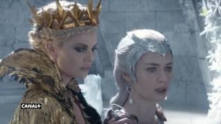 Łowca i Królowa Lodu - po raz pierwszy w telewizji (zwiastun CANAL+)