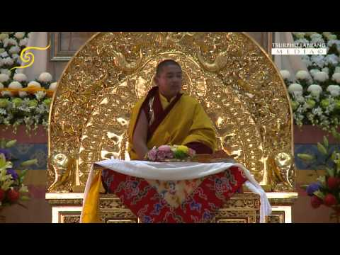 "Jamgon Kongtrul Rinpoche ""Calling Guru from Afar""."