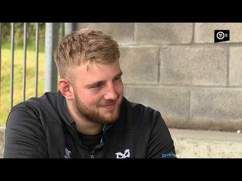 Ospreys TV: Will Griffiths signs first senior contract