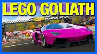 Forza Horizon 4 LEGO Let's Play : LEGO Goliath... (Part 6)