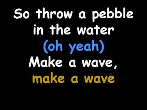 Demi Lovato and Joe Jonas- Make a Wave with Lyrics