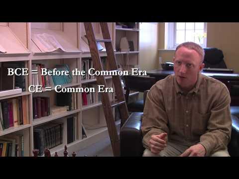 Why BC/AD vs. BCE/CE?