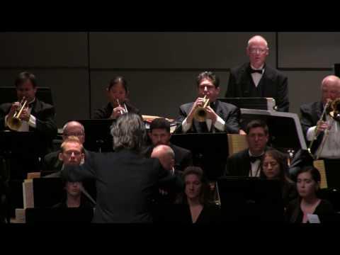 "New York Wind Symphony - Symphony No.2 ""The Big Apple"" by Johan de Meij"