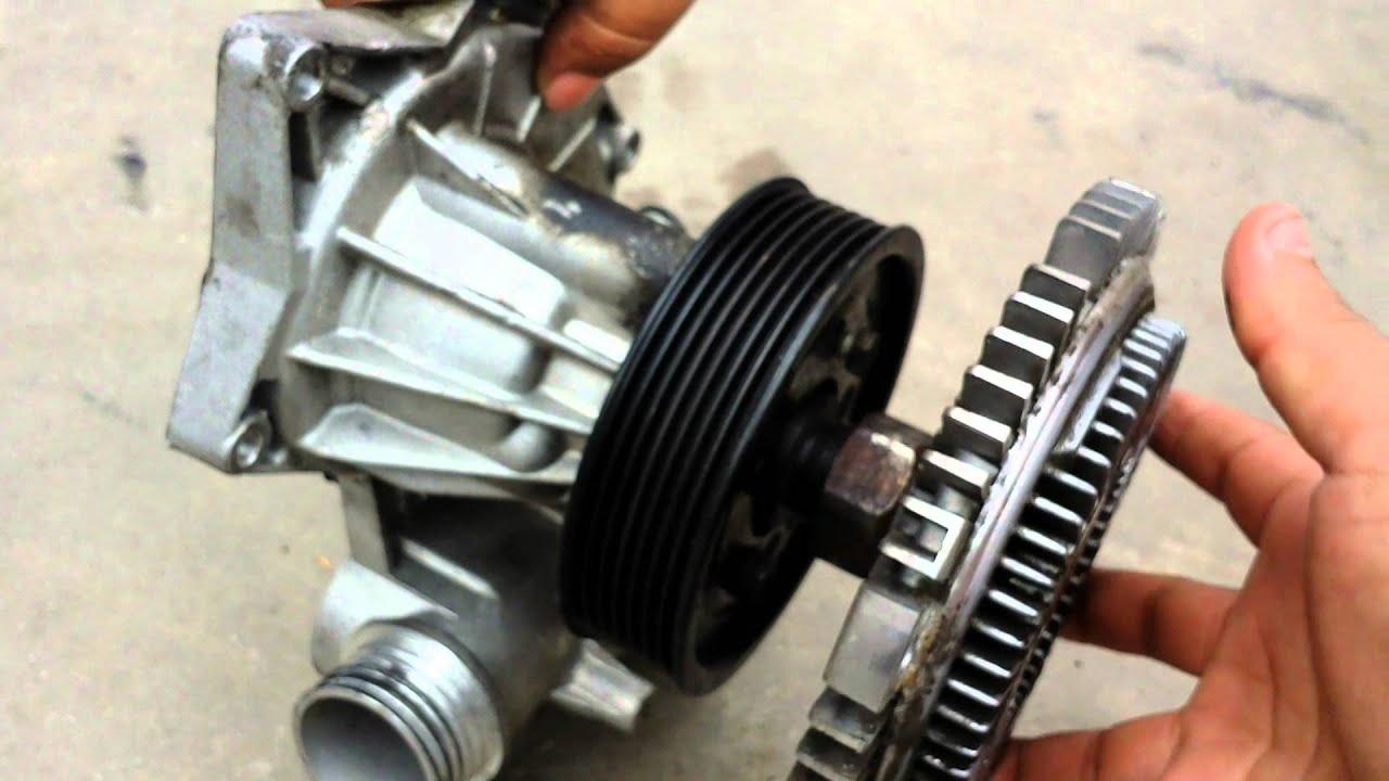 hight resolution of bmw fan clutch removal 740 540i 525i 530i 330ci 325i e36 e38 e39