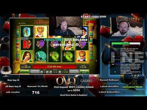 Nice Win From Royal Dynasty Slot!!
