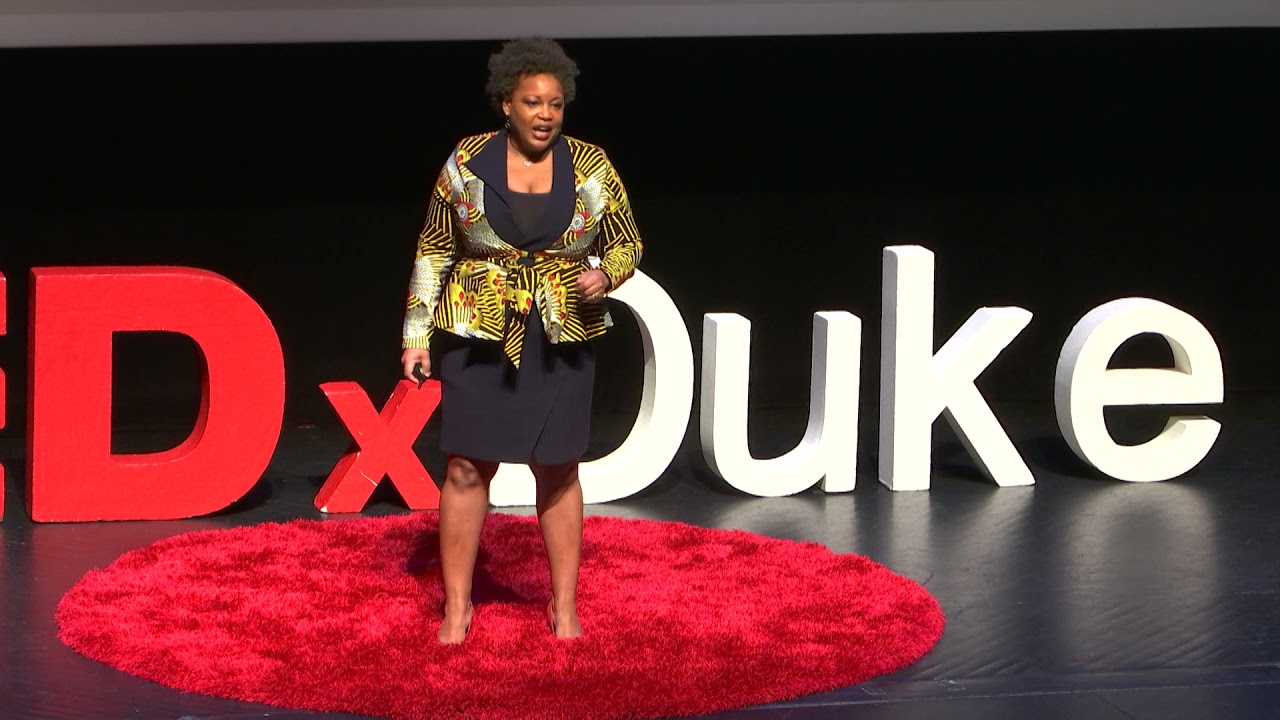 What looks like normal on an ordinary day...is killing my people. My TEDxDuke Talk