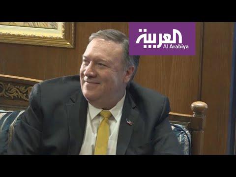 بومبيو من بيروت: حزب الله خطر على المنطقة  - نشر قبل 5 ساعة