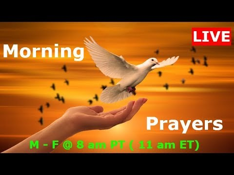 LIVE CALL DAILY MORNING PRAYER Curse Breaking Warfare Powerful Prayers  Promise Chain Breaker Online
