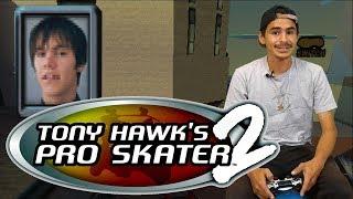 CARLOS LITERALLY BLEW MY MIND Tony Hawk Pro Skater 2 NO CHEATS