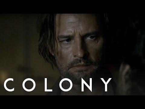 Colony on USA Network  Season 2: Josh Holloway
