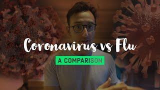 CORONAVIRUS vs. The Flu - A Comparison