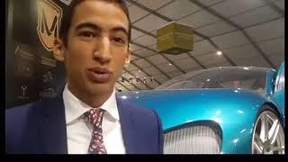 Premiere voiture 100% marocaine et electrique