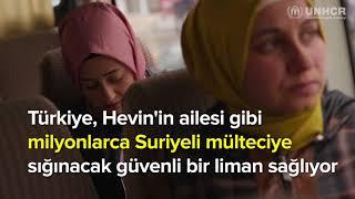 Suriyeli Kadınlar Korosu ve Yüksek Komiser'in Türkiye ziyareti