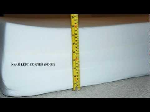 Memory Foam Mattress expand problems