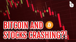 Red Alert: Bitcoin and Stocks in for a Crash?!