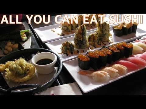 ALL YOU CAN EAT SUSHI Gangnam style