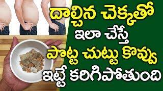 కొవ్వును కరిగించే దాల్చినచెక్క I Weight Loss Tips in Telugu I Health Tips I Everything in Telugu