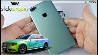 The Color Changing iPhone - NEW Slickwraps Color Shift Skin!!