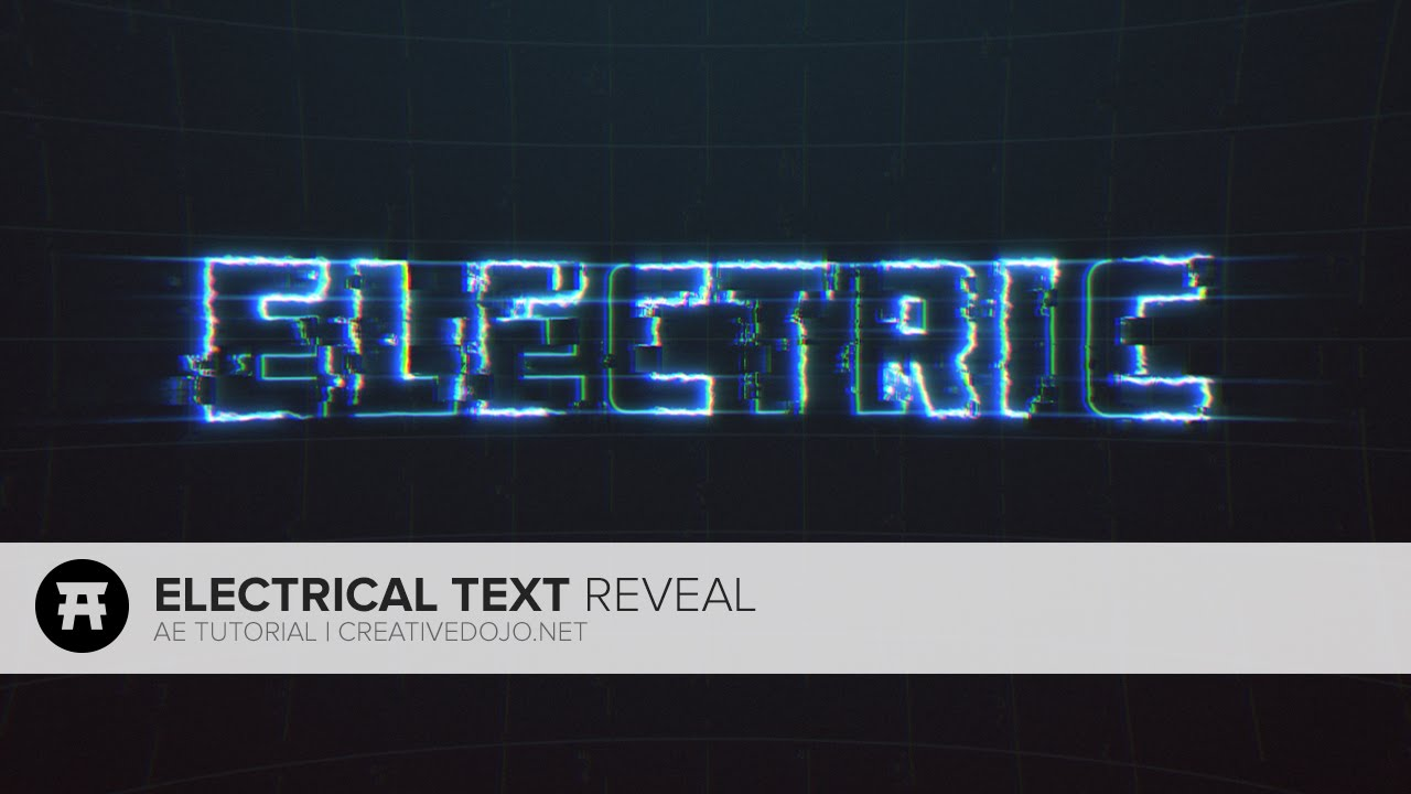 After Effects Video Tutorial: Fancy Write On Effect