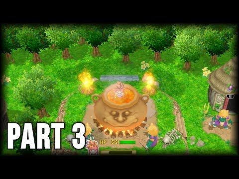 Secret of Mana - 100% Walkthrough Part 3 [PS4] – Primm