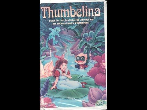 Opening To Thumbelina 1994 VHS