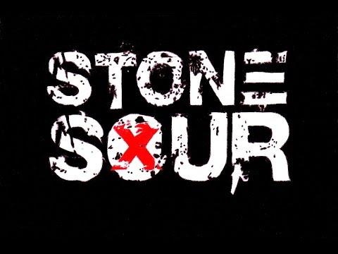 Stone Sour - Absolute Zero (Lyrics)