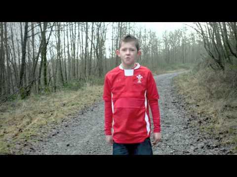 Banwen. The Six Nations 2013 Trailer   BBC Cymru Wales